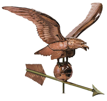 Smithsonian 956 Eagle Weathervane By Good Directions -4667