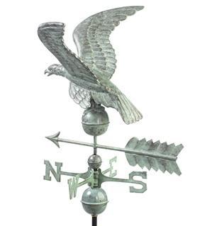 Smithsonian Eagle 955 Weathervane -3826