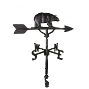 "32"" Bear Aluminum Weather Vane-1090"