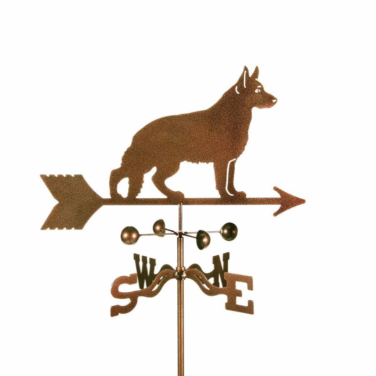 German Shepherd Dog Weathervane -0