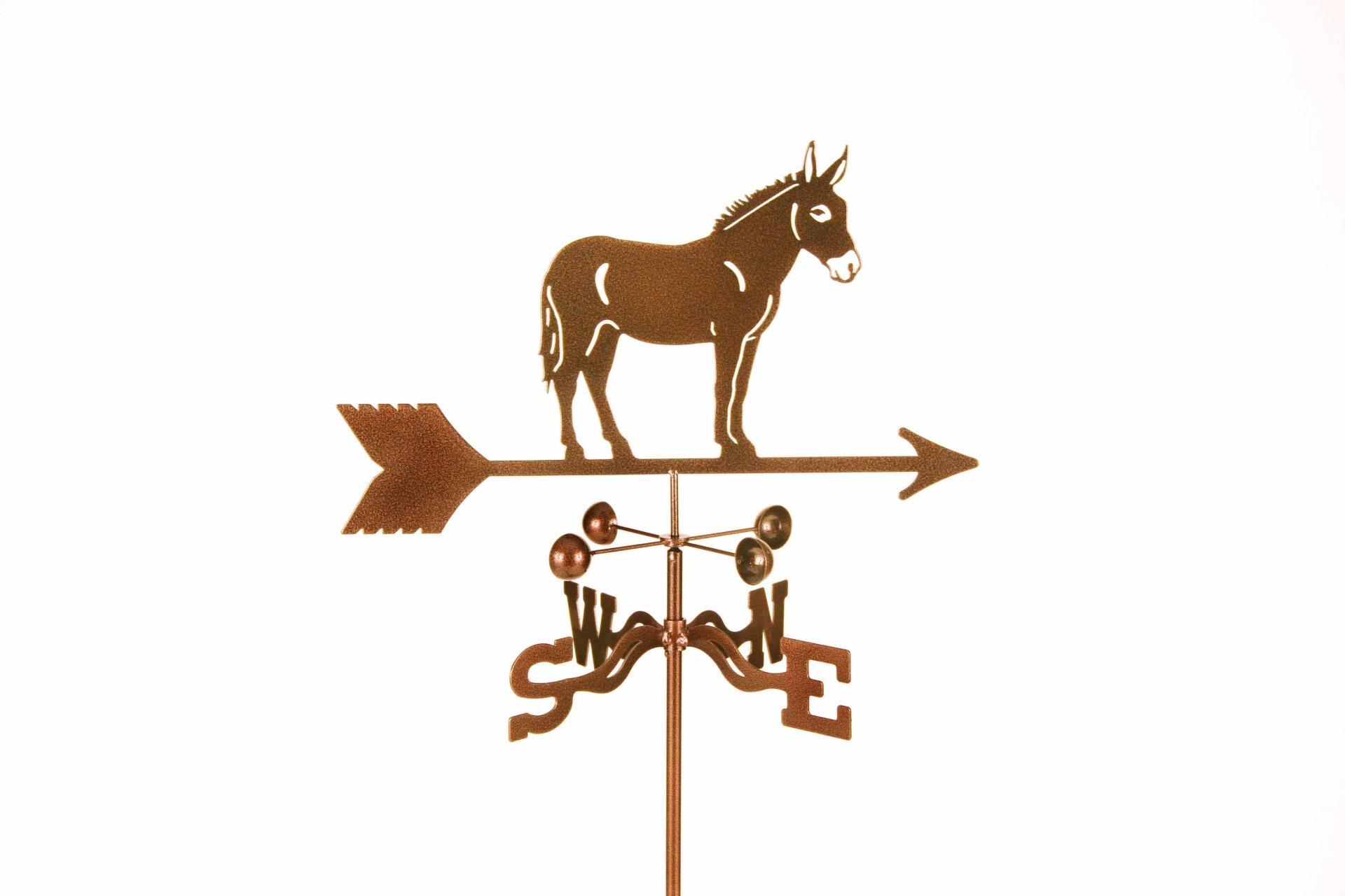 Mule Weathervane-0
