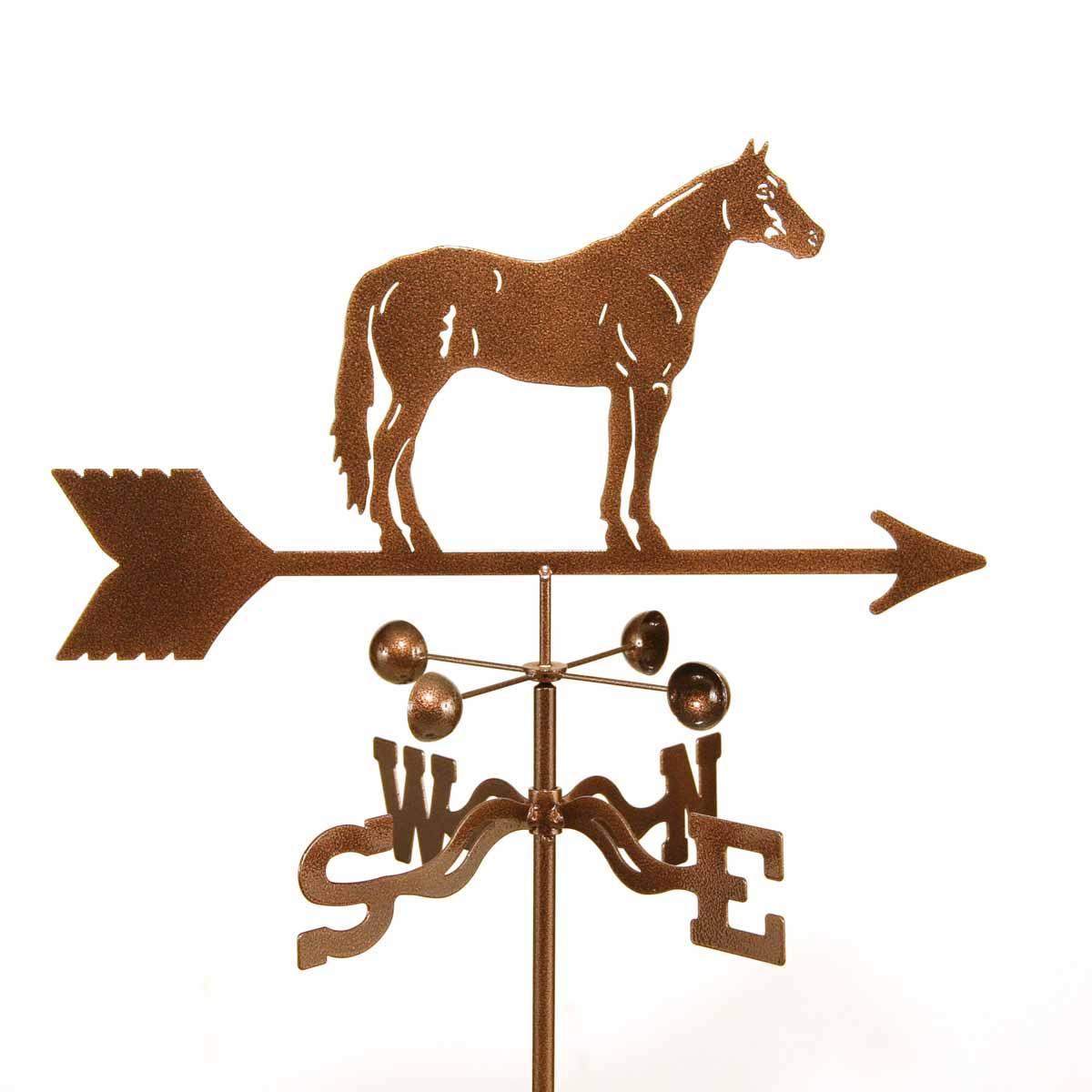 Quarter Horse Weathervane-0