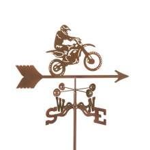 Motocross Weathervane-0