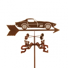 1970 Corvette Weathervane -0