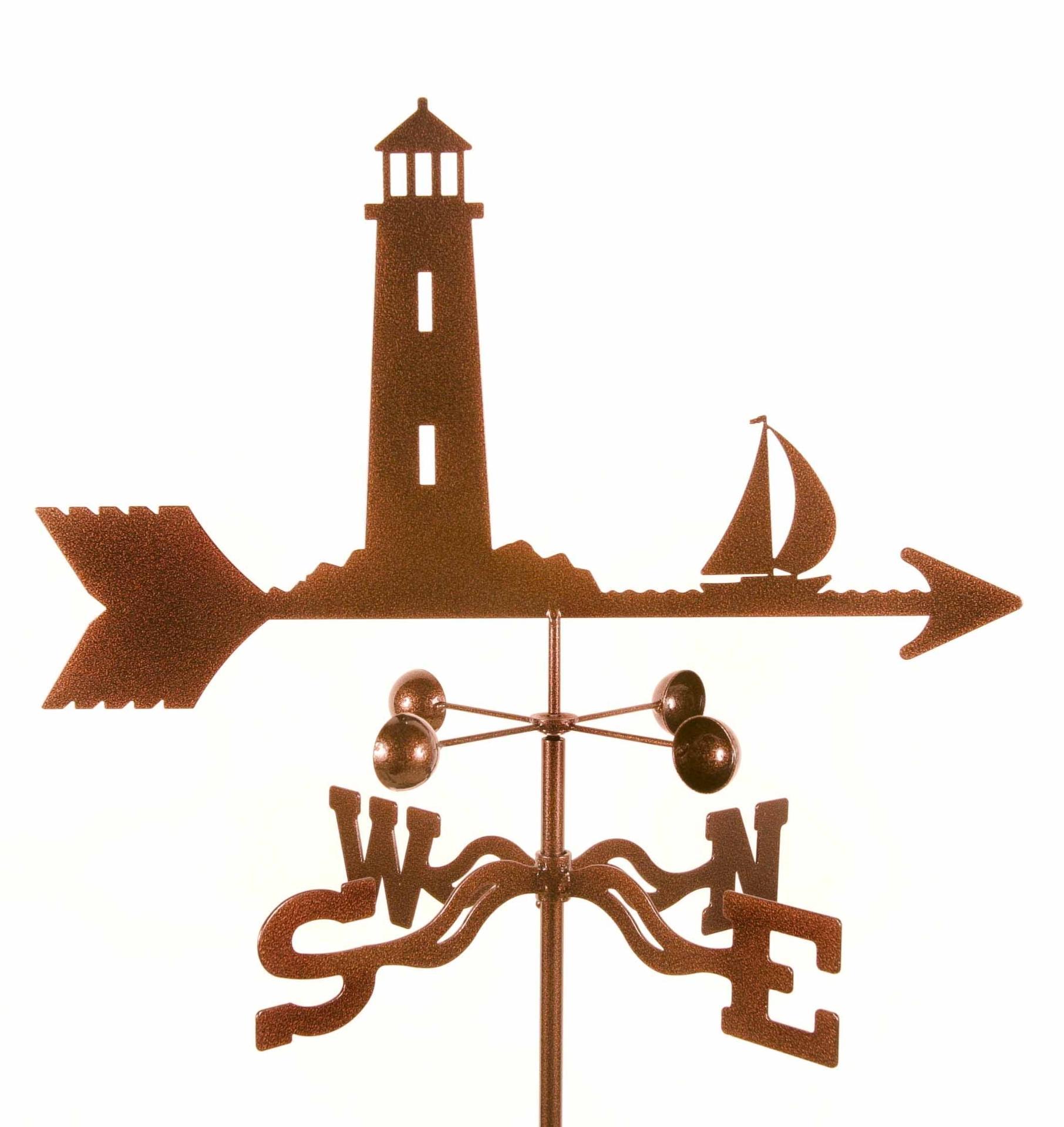 Lighthouse Weathervane-0