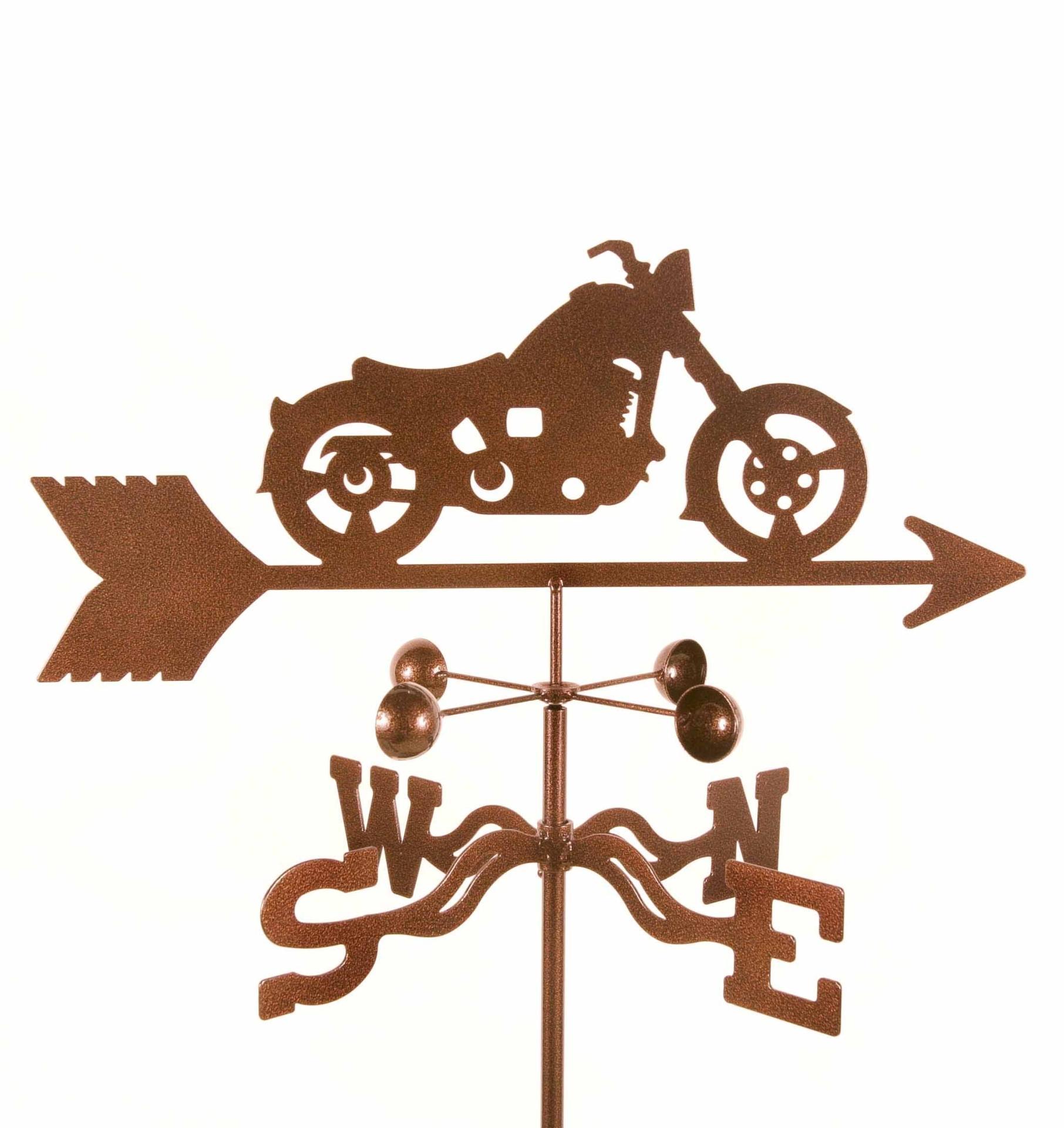Regular Motorcycle Weathervane-0