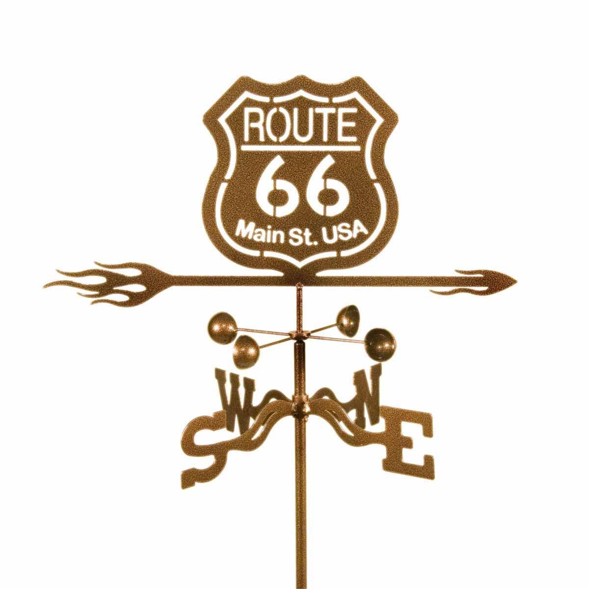 Route 66 WeatherVane-0