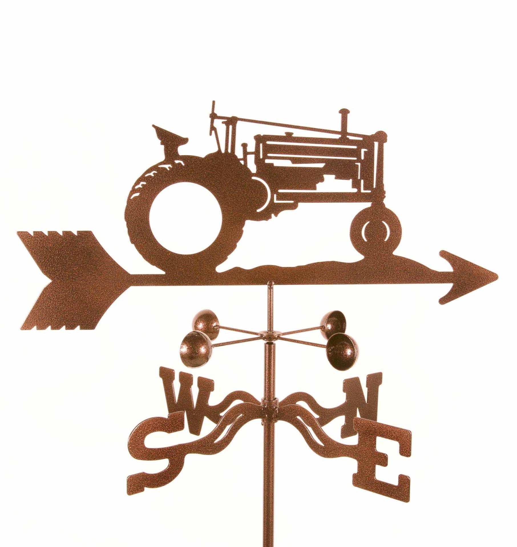 John Deere Tractor WeatherVane-0