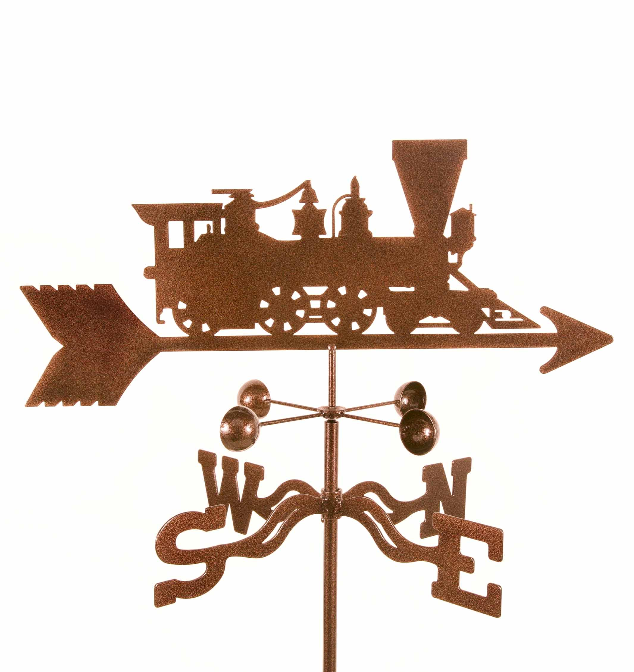 Train Weathervane -0