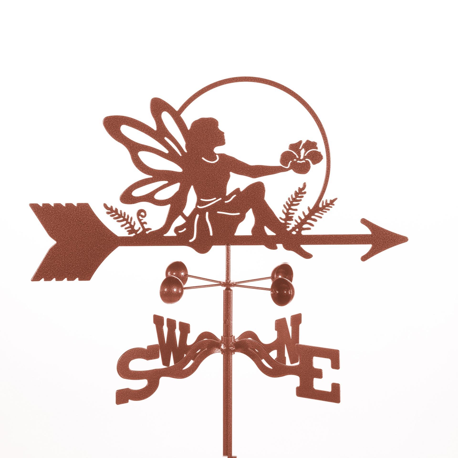 Garden Fairy Weathervane-0