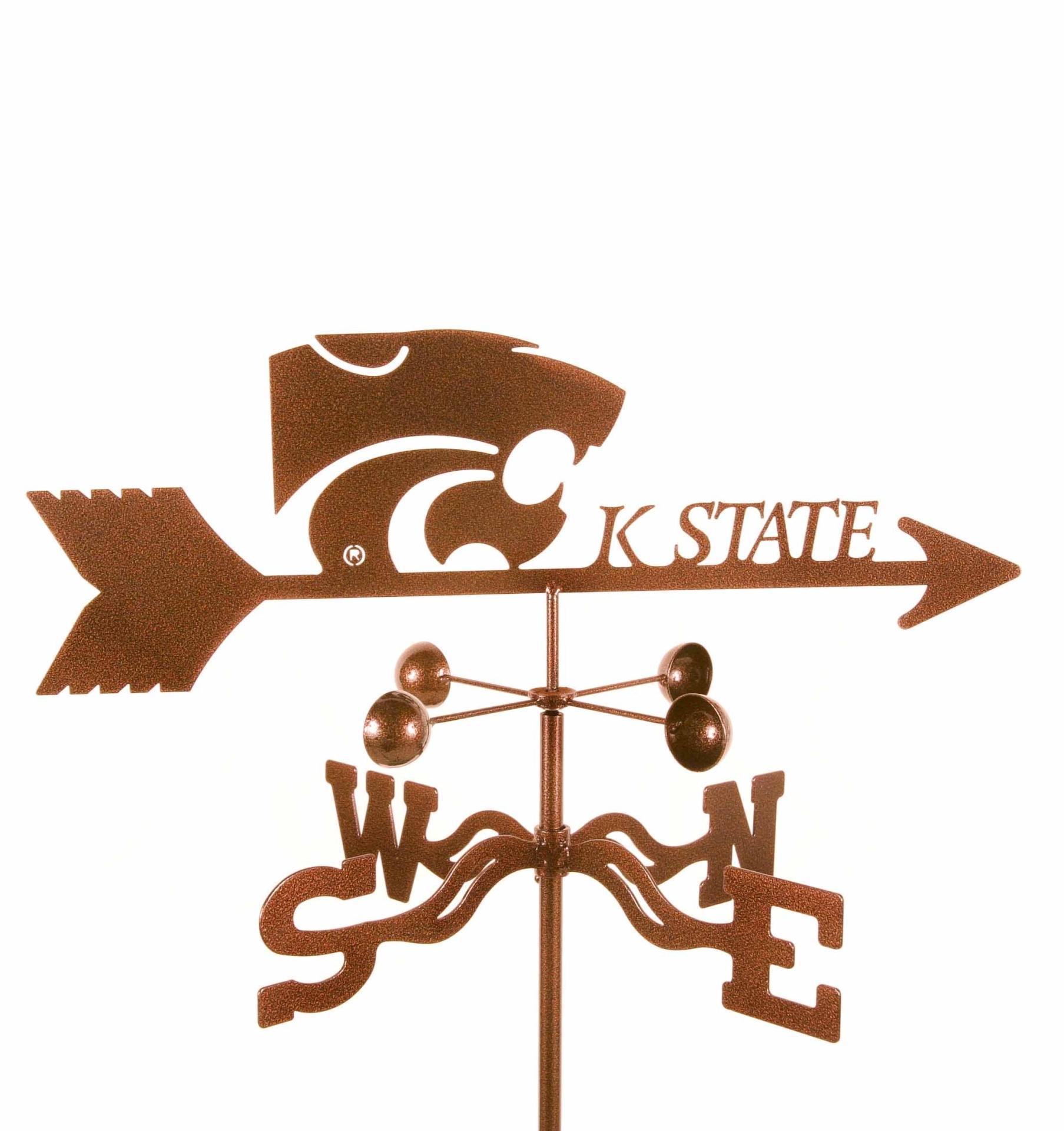 Kansas State Weathervane -0