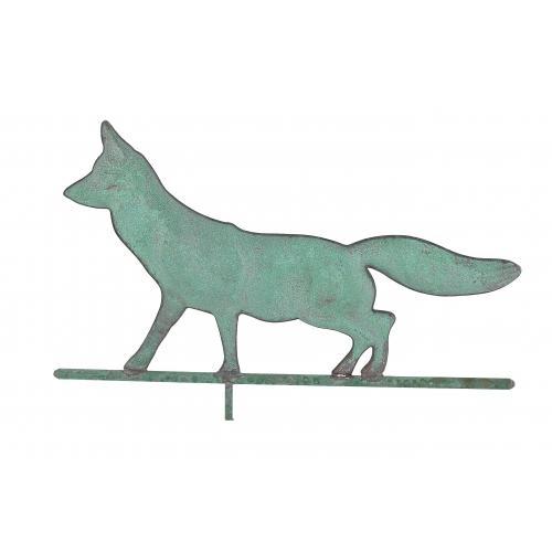 Walking Fox Copper Weathervane-3944