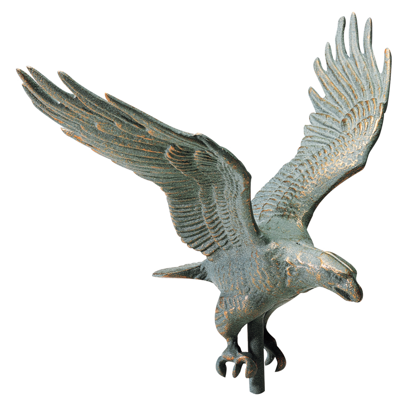 "30"" Full-Bodied Eagle Weathervane-4237"