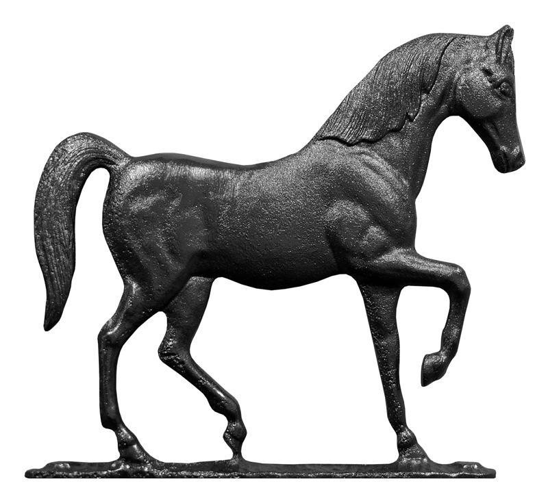 """30"""" Horse Weathervane-4372"""