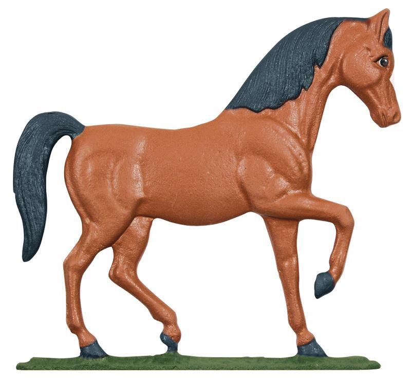 """30"""" Horse Weathervane-0"""