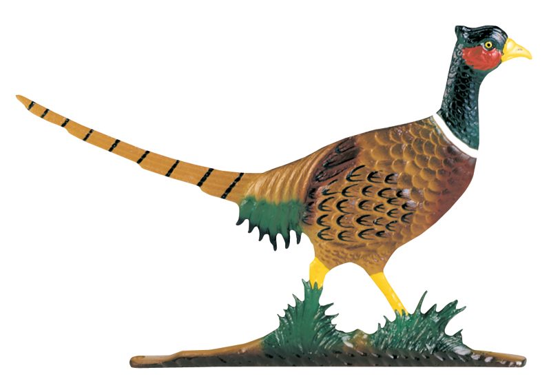 "30"" Pheasant Weathervane-0"