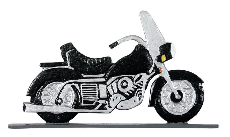 """30"""" Motorcycle Weathervane-0"""