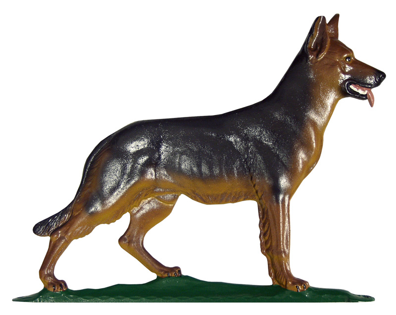 "30"" German Shepherd Weathervane-0"