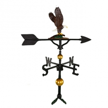 """Mount Only For 32"""" Deluxe Eagle Weathervane -0"""