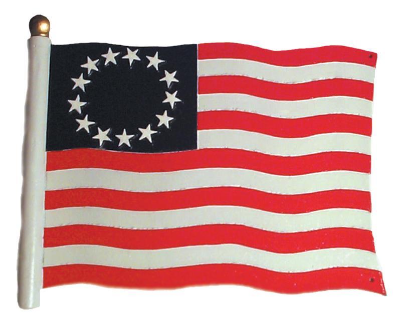 """30"""" Liberty Flag Weathervane-0"""