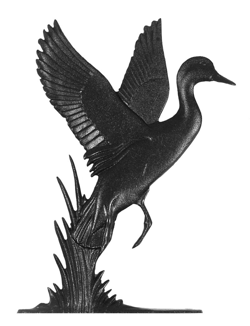 "30"" Duck Weathervane-4329"