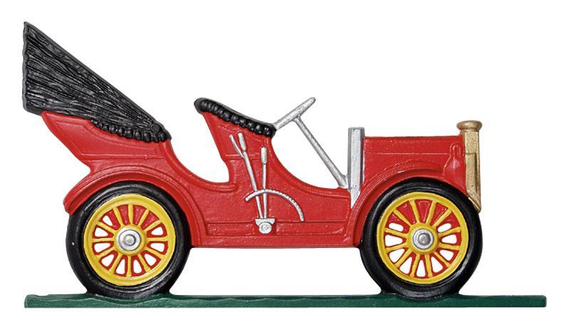 "30"" Antique Automobile Weathervane-0"