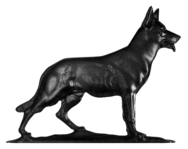 "30"" German Shepherd Weathervane-4284"