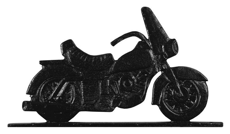 """30"""" Motorcycle Weathervane-4274"""