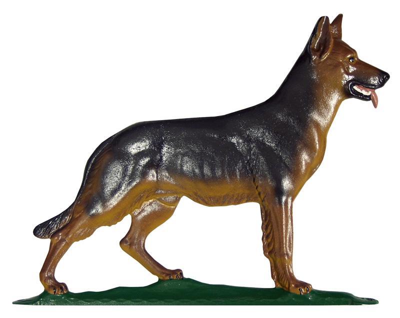 "30"" German Shepherd Weathervane-0"