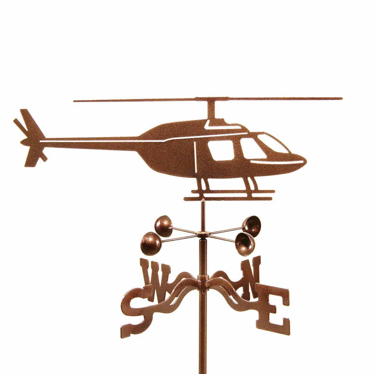 Helicopter Weathervane-0