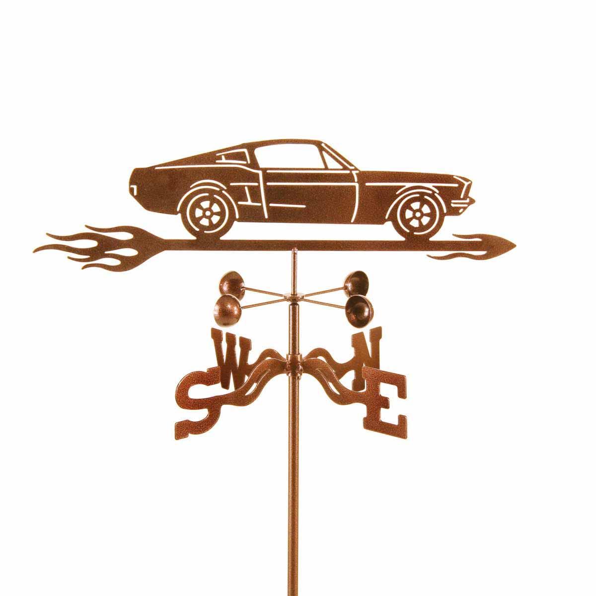 Mustang 1967 Weathervane-0