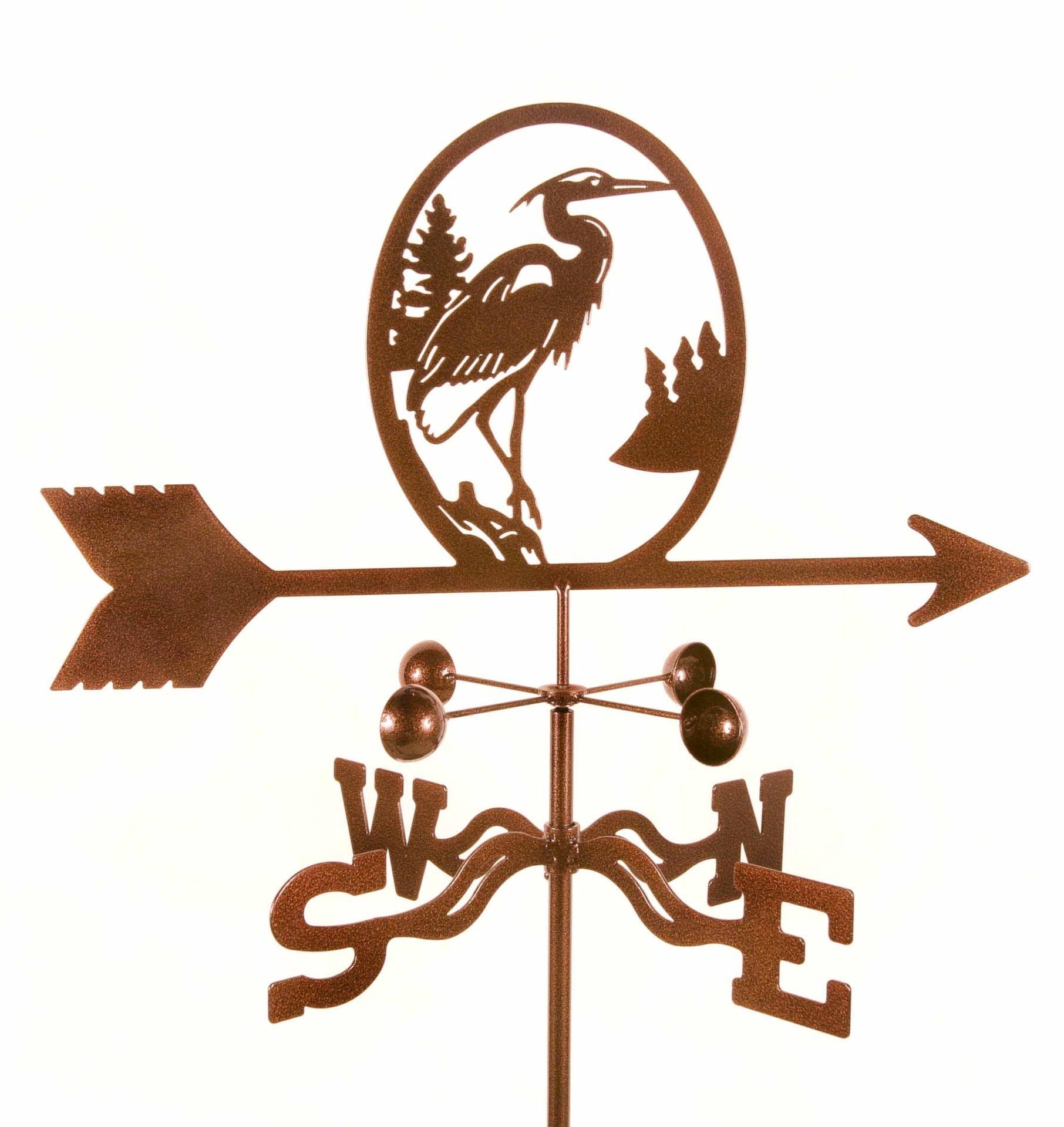 Heron Weathervane