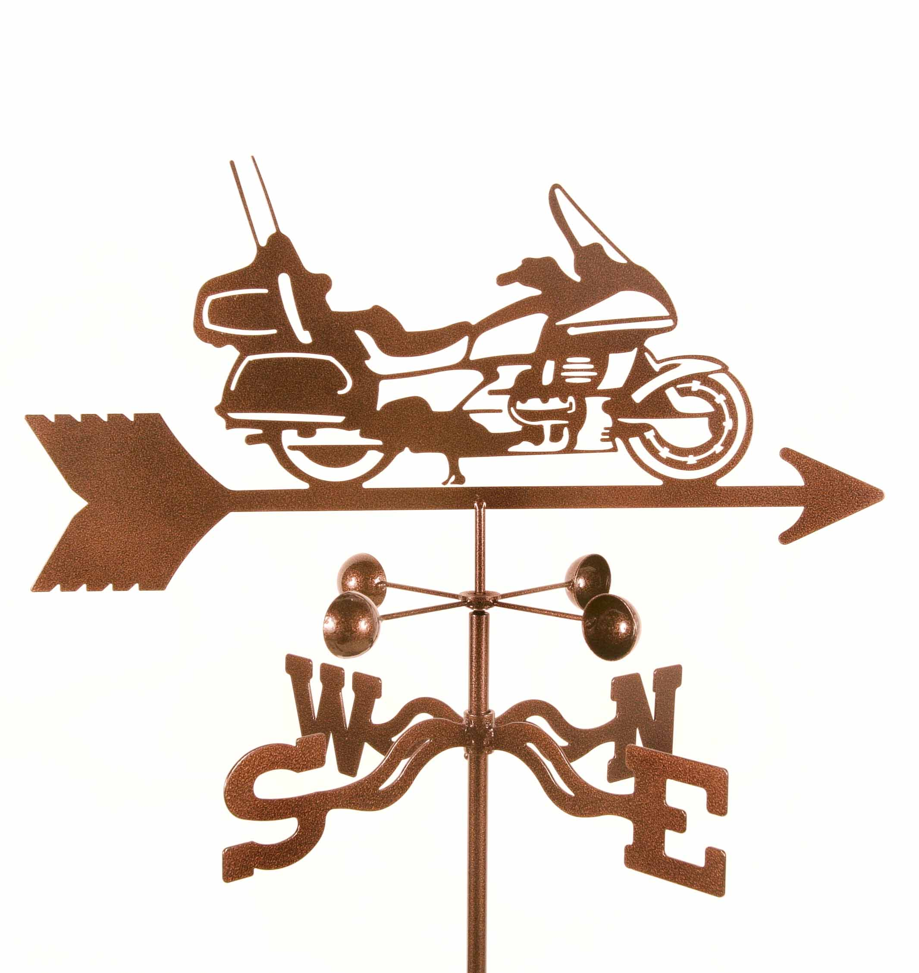 Touring Gold Wing Motorcycle Weathervane-0