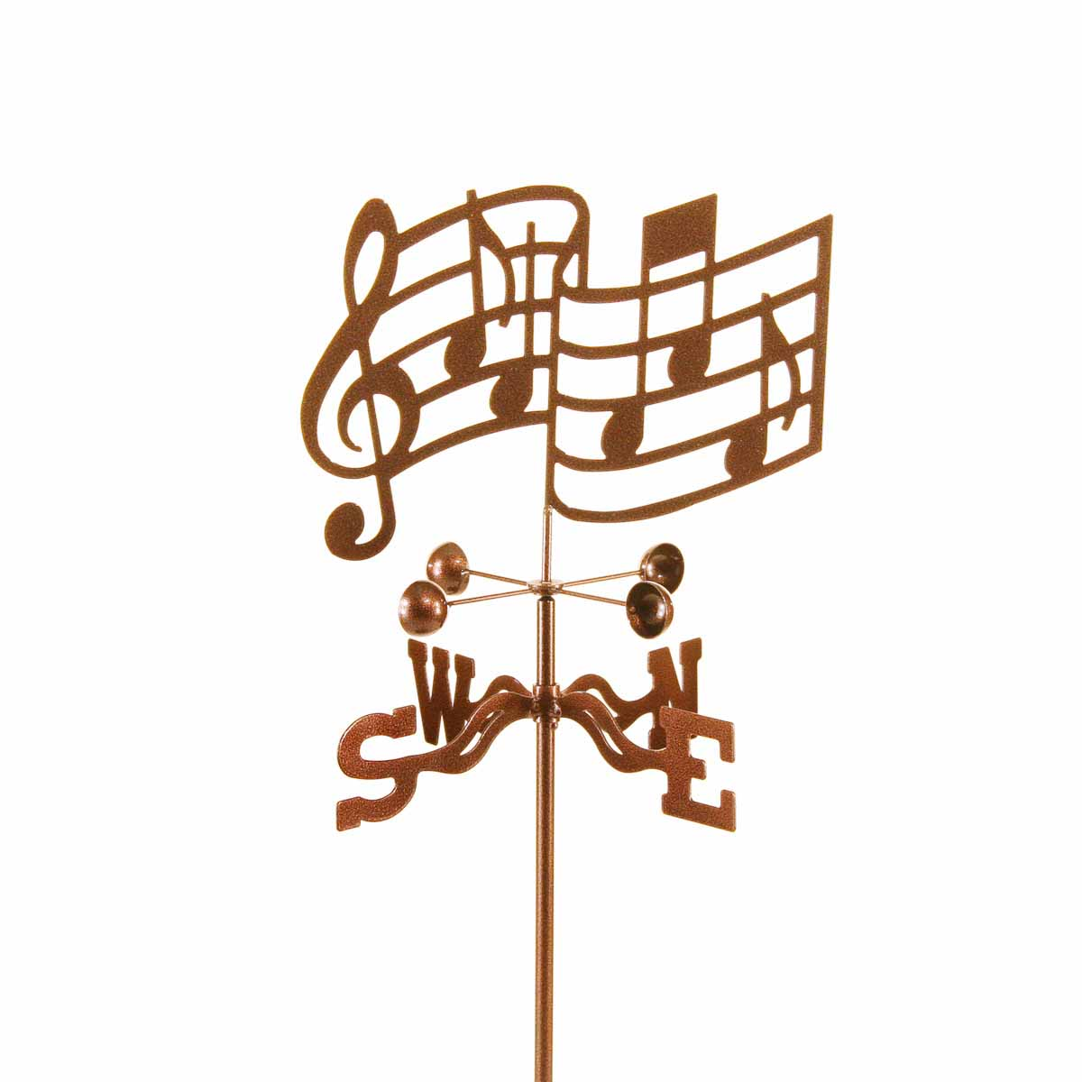 Musical Notes Weathervane-0