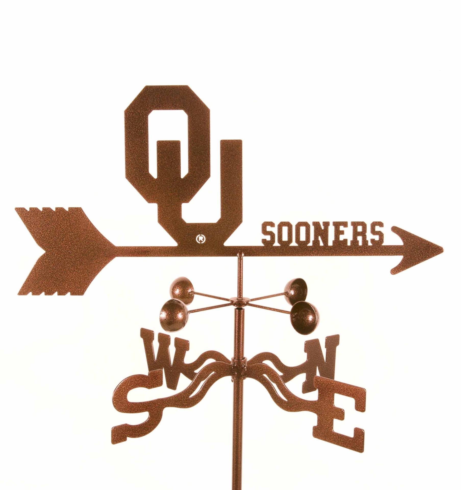 Oklahoma Sooners Weathervane -0
