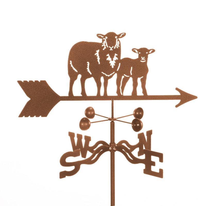 Sheep with Lamb Weathervane -0