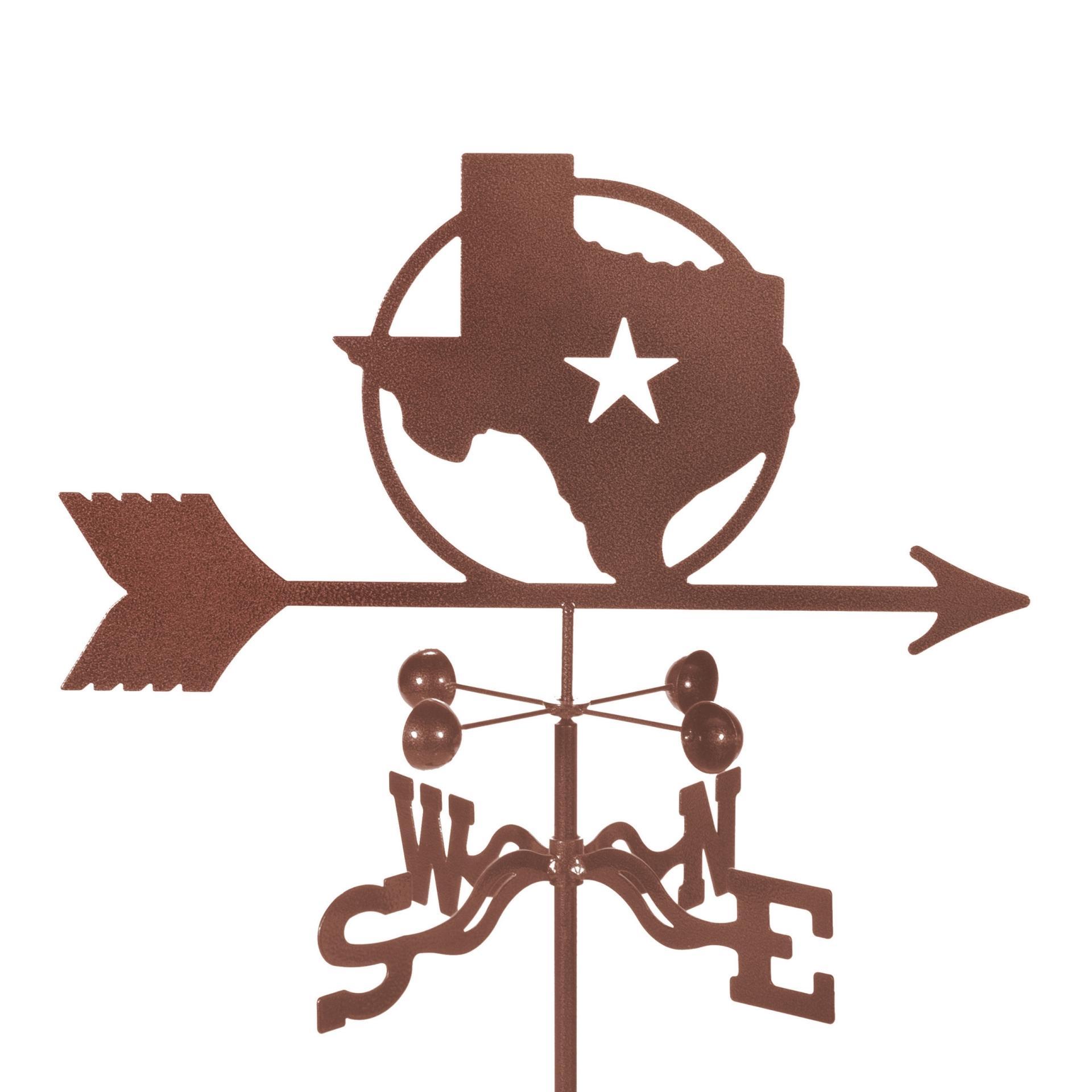 Texas Star Weathervane-0