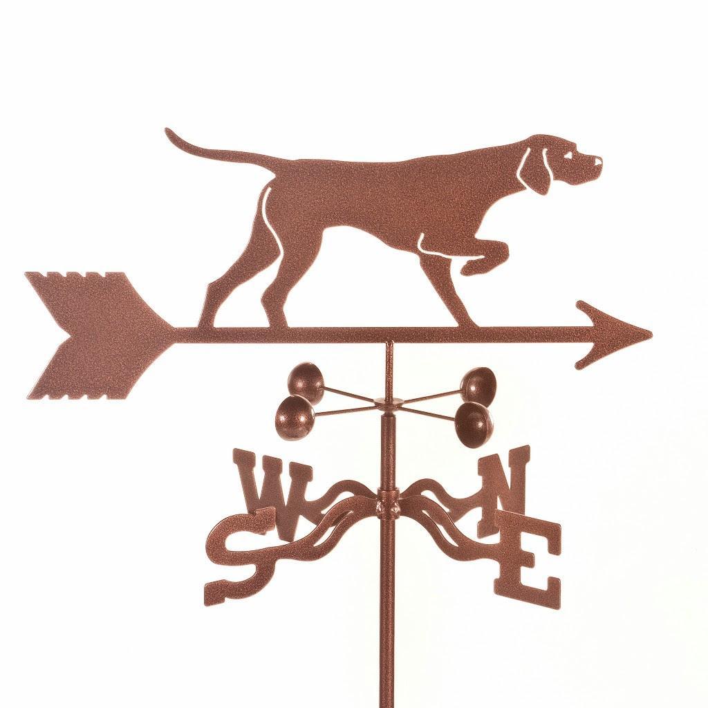 Pointer Dog Weathervane-0