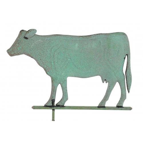 Cow Copper Weathervane-3980